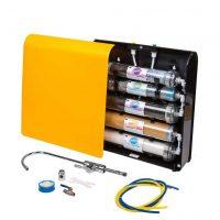 FILTRO MF5 ALCALIN, sistem cu alcalinizare, filtre transparente