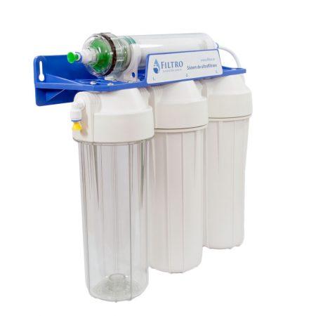 FILTRO UF4 CLASIC, sistem de ultrafiltrare, cartuse clasice