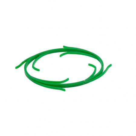 Inel de centrare bacteriostatic pentru cartuse clasice