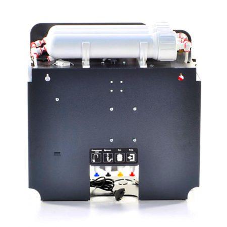 Osmoza inversa profesionala, FILTRO ROBUST 60L, 3 membrane de 100G si pompa booster