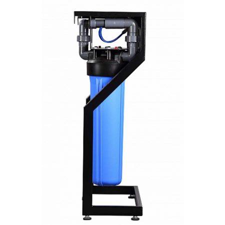 "Sistem filtrare mecanica, FILTRO AquaPoint, 2 carcase Big Blue 20"", manometre integrate si conectare multipla"
